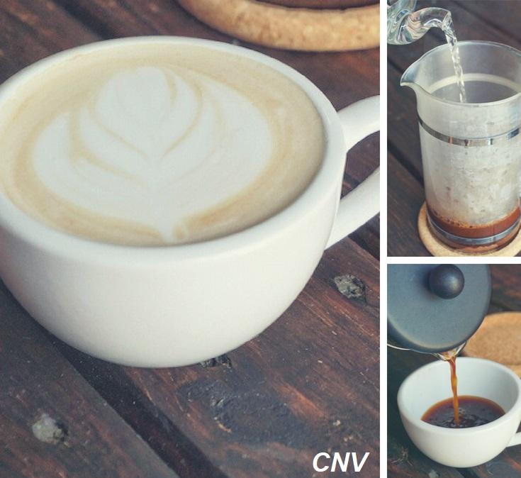 cà phê nấm linh chi đỏ