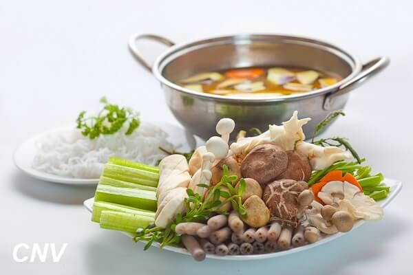 món ăn ngon từ nấm sò vàng mỡ gà